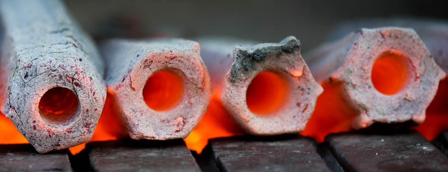 Carbonero briquette charcoal